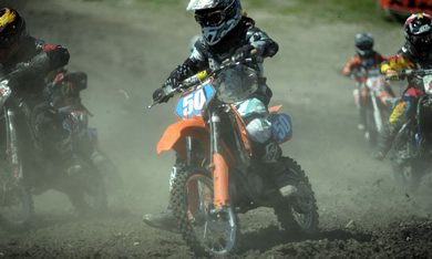 motocross competition 390